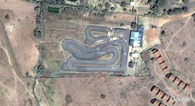Nairobi Grand Prix Kart Track