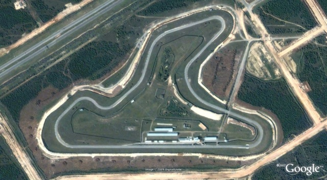 Aldo Scribante Circuit