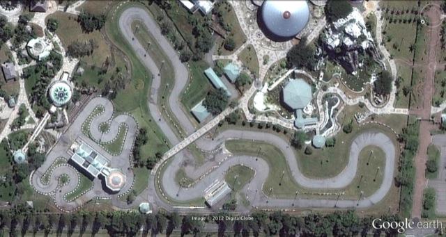 Jerudong Park Kart Track