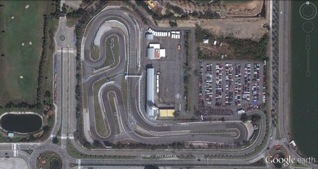 Kartodromo De Coloane