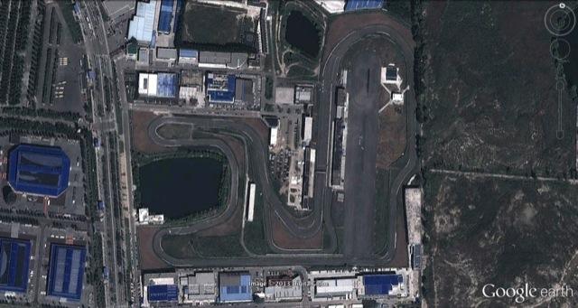 Beijing Goldenport Motor Park Circuit