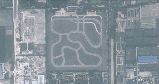 Xian Kart Track