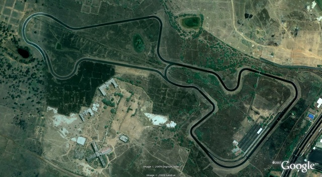 Irungattukottai Circuit