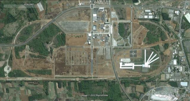 Honda Test Facility