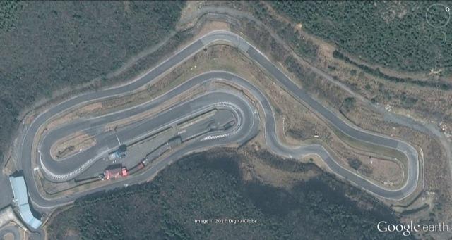 Nakayama Circuit