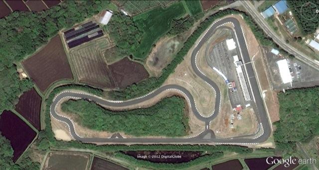 Nasu Motorsports Land