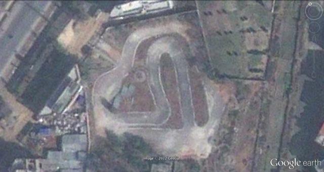 Tiger Kart Track