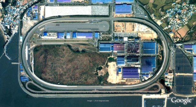 Hyundai Test Facility