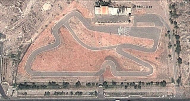 Khujand Kart Track