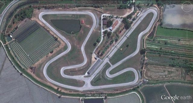 Nakhonchaisri Circuit
