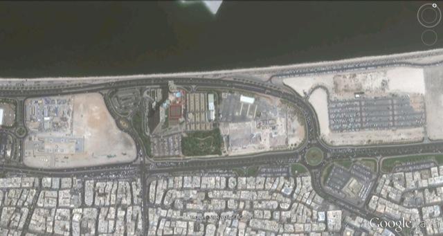 Dubai Street Circuit