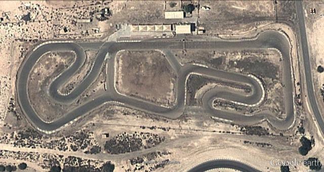 Emirates Karting Centre