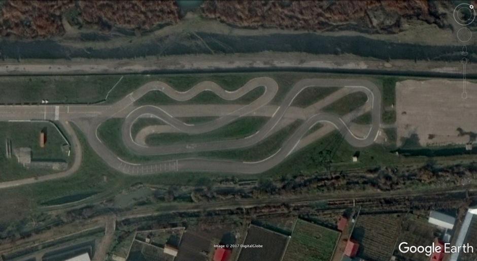 Rohat Kart Track