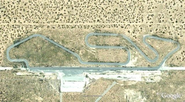 Autodromo Internacional De La Jolla