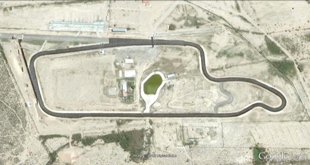 Autodromo De La Laguna