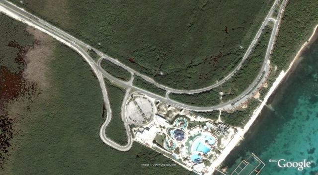 Parque Nizuc Cancun Circuit
