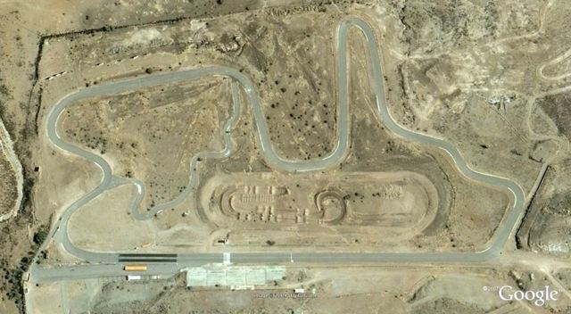 Autodromo De La Presa