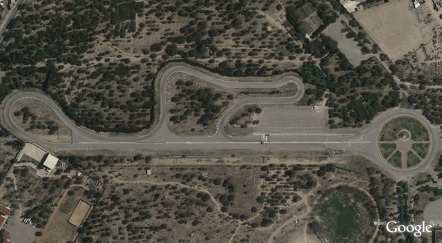 Tangamanga Speedway