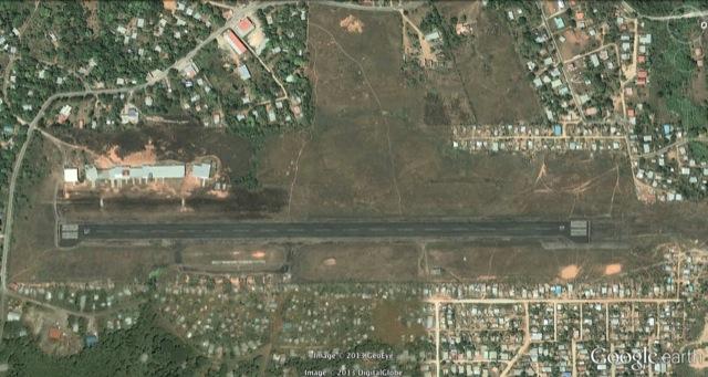 Calzada Larga Circuit