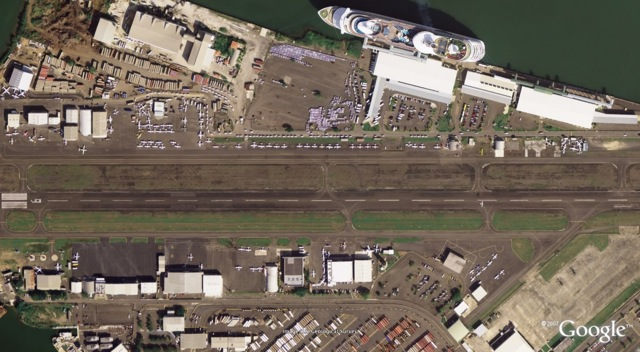 Isla Grande Airport Circuit