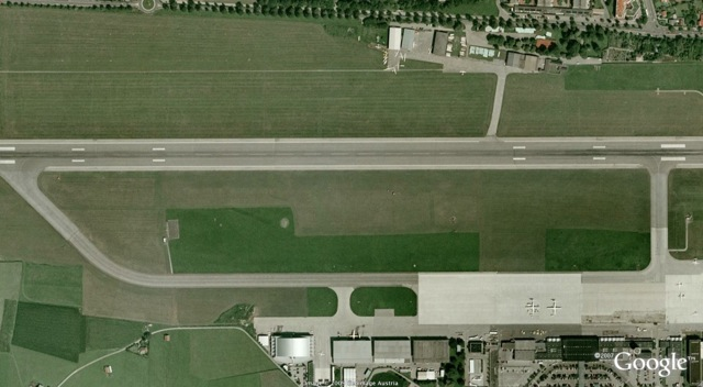 Innsbruck Flugplatz