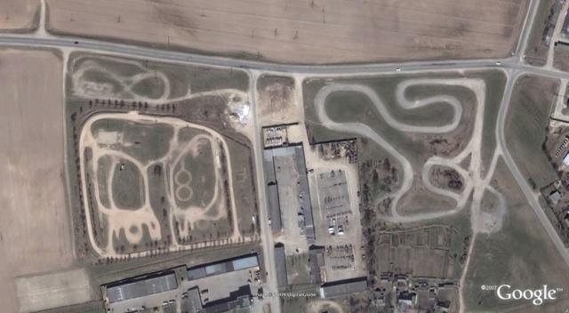 Asmjany Kart Track