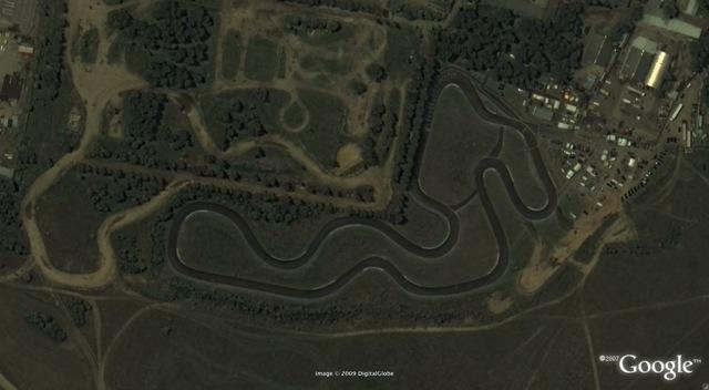 Borovaya Kart Track