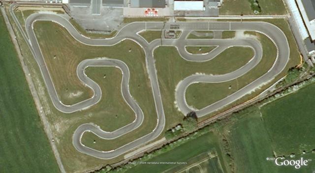 Mariembourg Kart Track