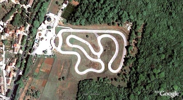 Green Garden Pula Kart Track