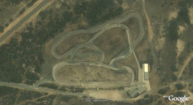 Akrotiri Kart Track