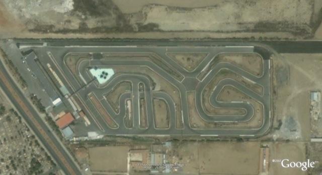 Cemsa International Kart Track