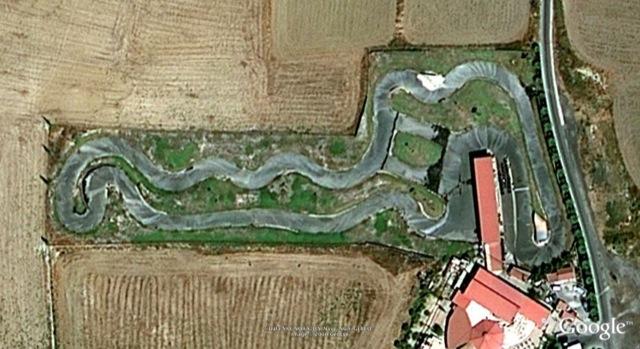 Lucky Star Kart Track