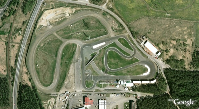 Ceska Lipa Kart Track