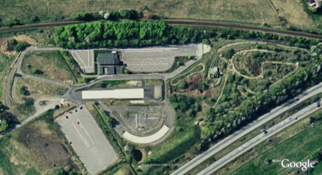 Kronborg Kart Track