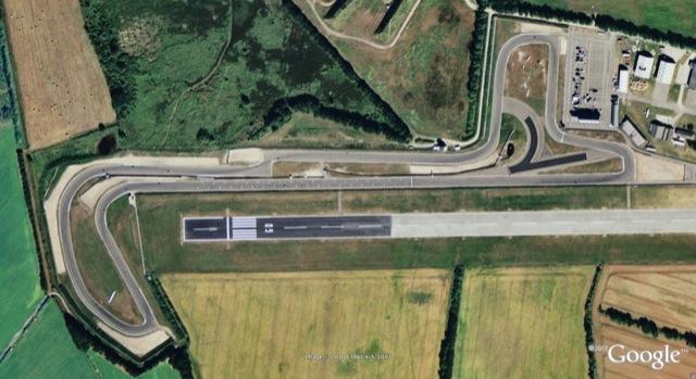 Padborg Park Circuit