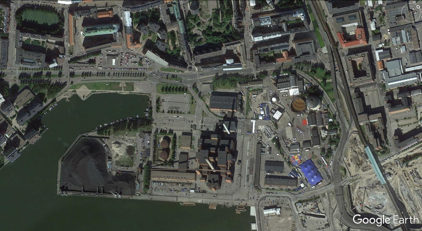 Helsinki Street Circuit