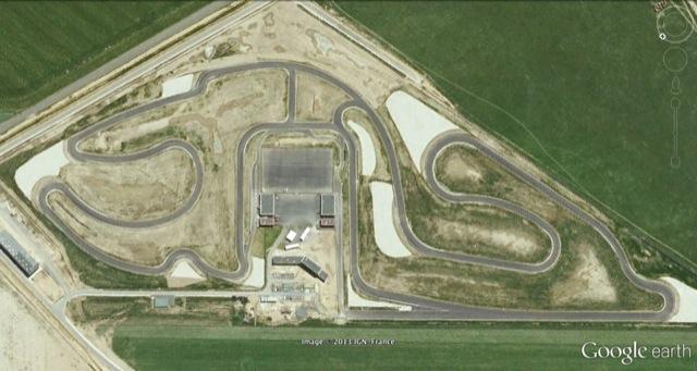 Aerosphalte LFG Circuit