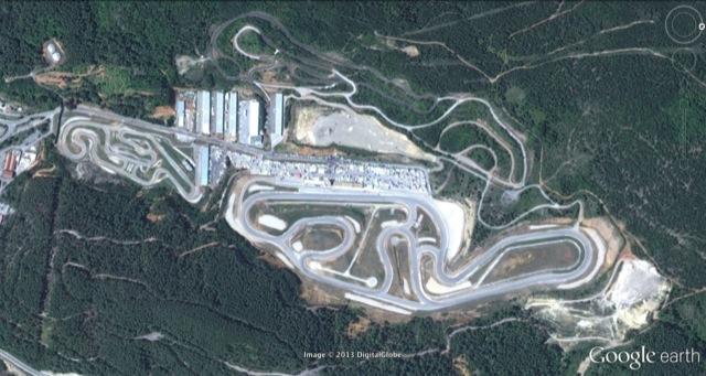 Ales-En-Cevennes Circuit