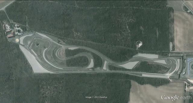 Anneau-Du-Rhin Circuit