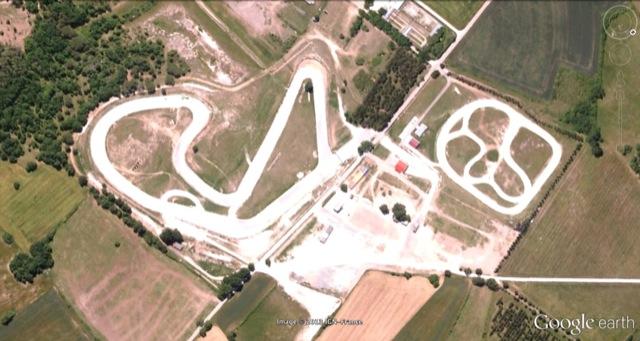 Bergerac Faux Circuit