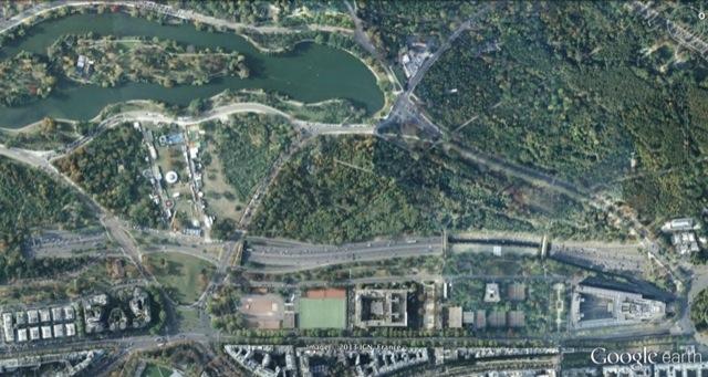 Bois De Boulogne Circuit