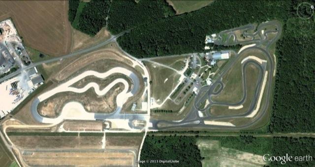 Bois-Guyon Circuit Circuit