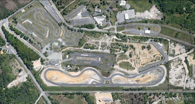 Bordeaux-Merignac Circuit Circuit