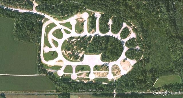 Chenevieres Circuit