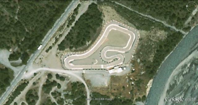 Dellaroli Kart Track