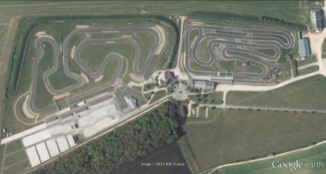 Circuit Gabriel Thirouin