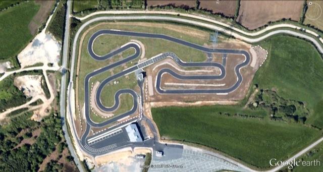 Greville Hague Kart Track