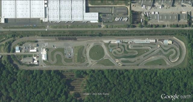 Jean Pierre Beltoise Circuit