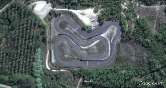 JPB Kart Track