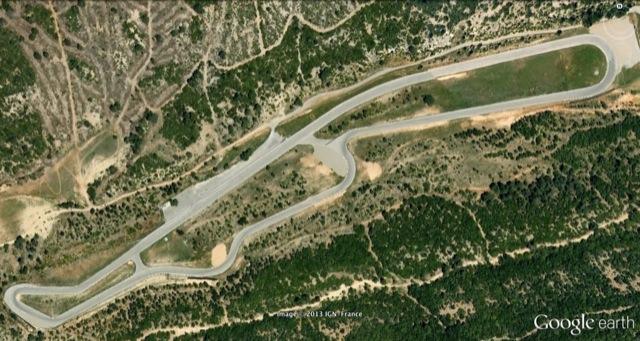 Le Grand Sambuc Circuit